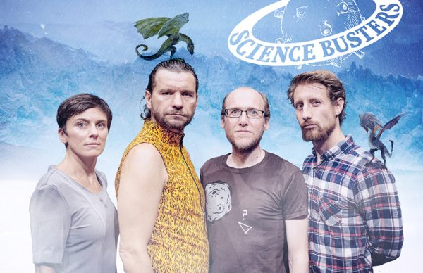Science Buster - Game of Throne, Foto: Büro Alba