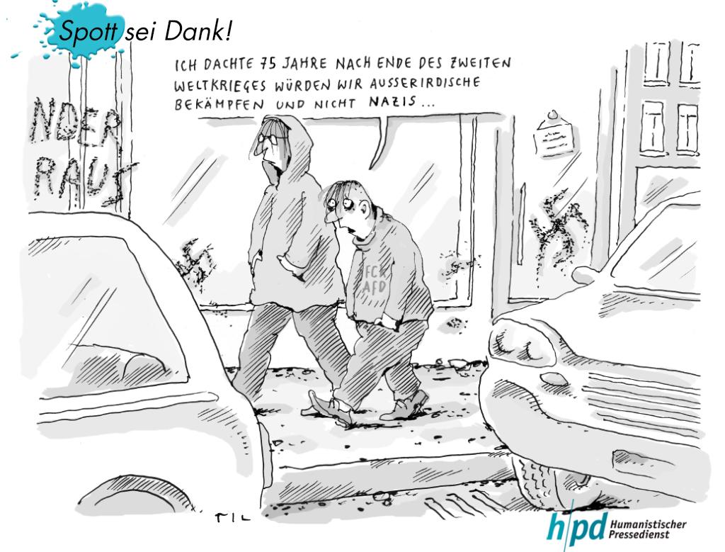 Zeichnung:Til Mette