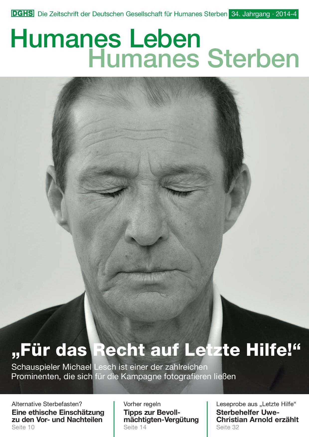 Cover der HLHS 4/14