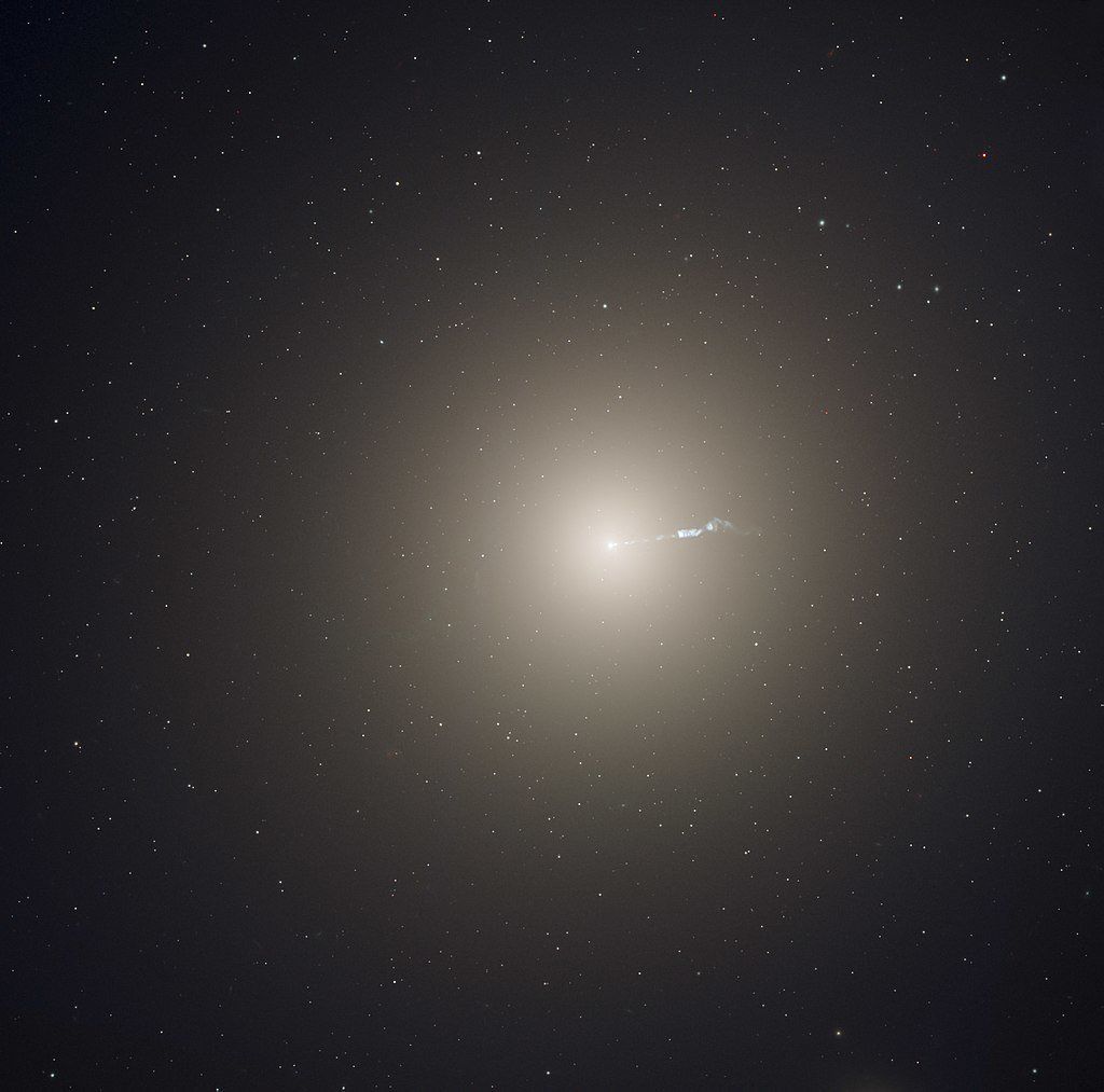 Ein Gigant am Himmel, Foto: © NASA, ESA and the Hubble Heritage Team (STScI/AURA)