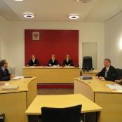 Im Gerichtssaal