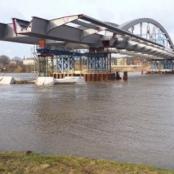 Waldschlösschenbrücke, 2011 / Foto: bausituation-dresden.com