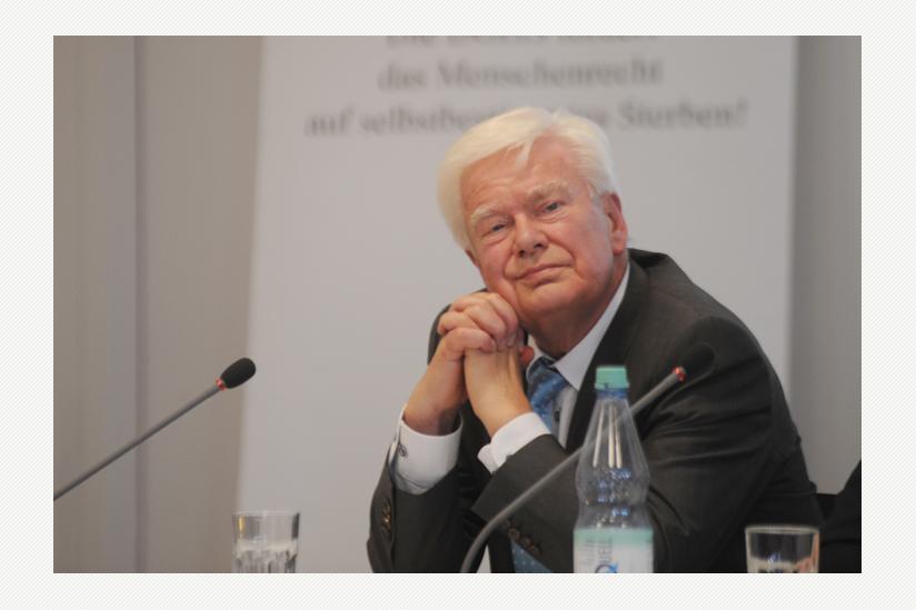 Prof. em. Dr. jur. Rolf Dietrich Herzberg