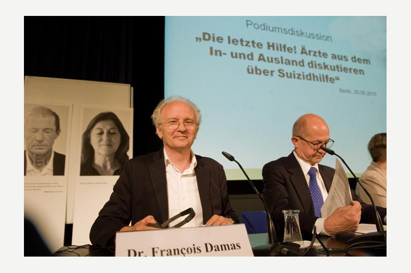 Dr. Francois Damas, Liege