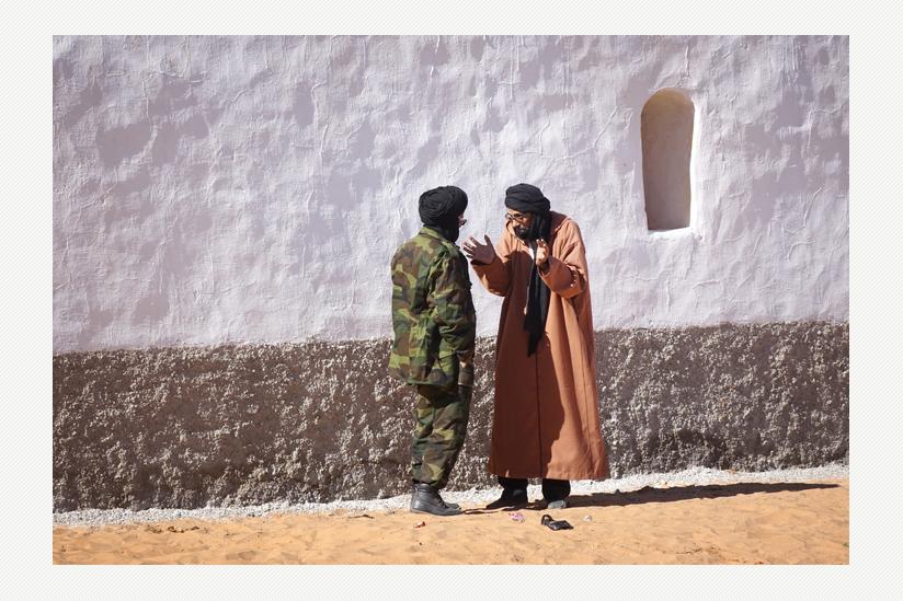 Diskussionsbedarf - der Weg in die Zukunft für die Frente Polisario und die Saharauis