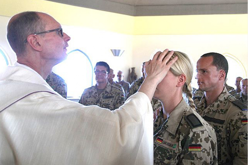 Heiligung von politisch-militärischem Handeln bei der Bundeswehr