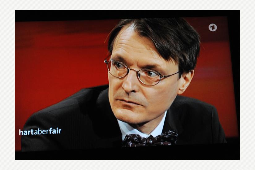 Professor Doktor Karl Lauterbach (MdB)