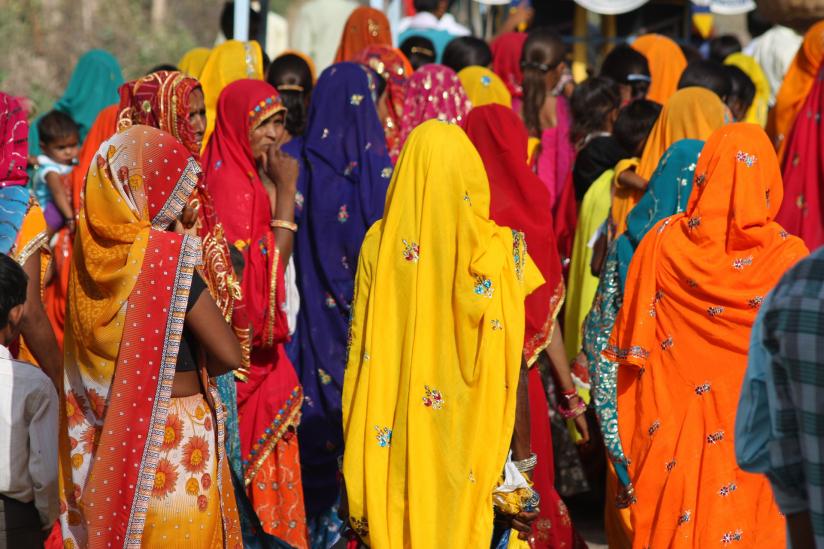 Diskriminiert: Frauen in Indien