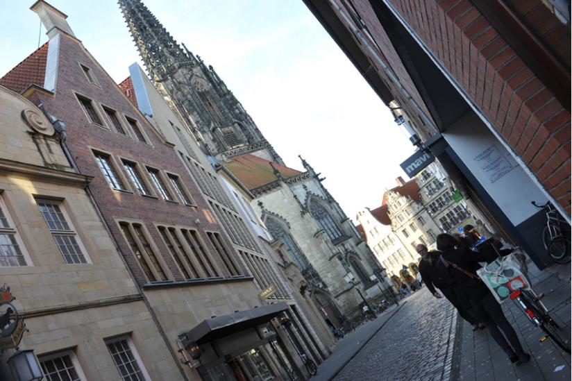 Haushaltsschieflage in Münster