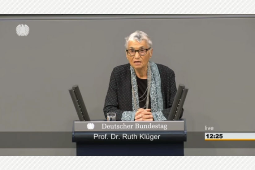 Prof. Dr. Ruth Klüger