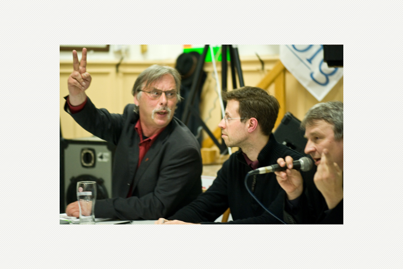 Peter Sturm, Michael Kraus, Holger Strietzel