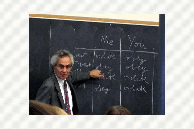 Thomas Nagel an der New York University
