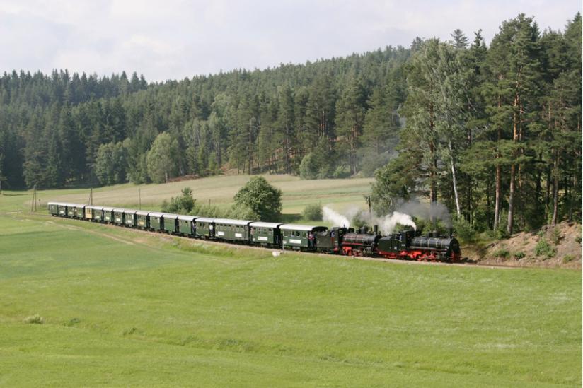 Waldviertler Schmalspurbahn