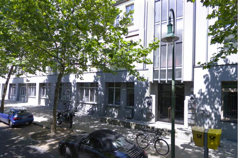 Wallstraße in Berlin, Sitz des HVD