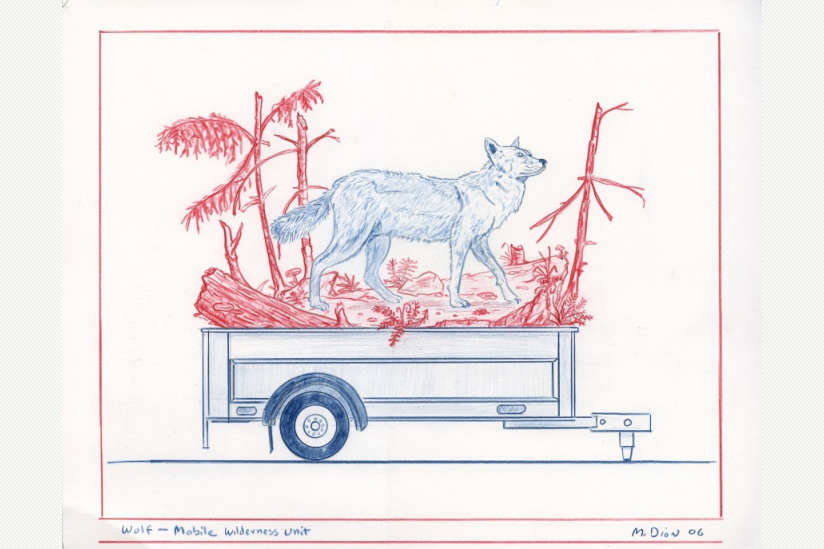 Wolfs Mobil Wildnis 2006