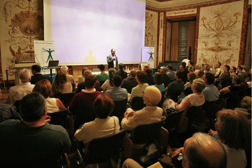 Gründungsversammlung der GBS-Regionalgruppe Unterfranken