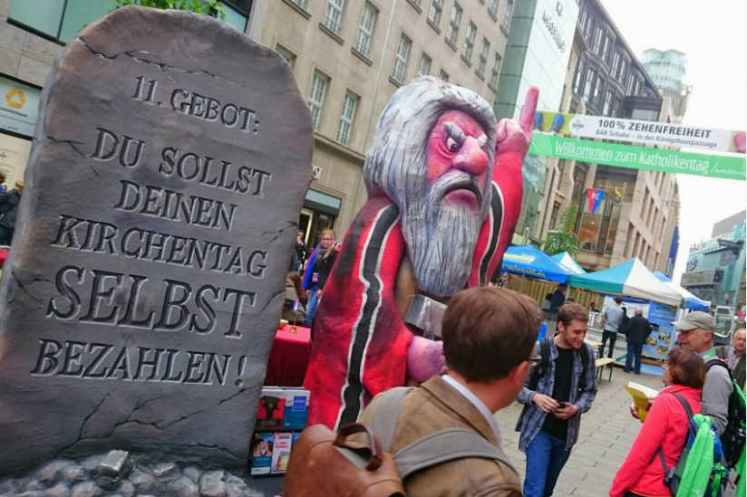 Moses in Leipzig
