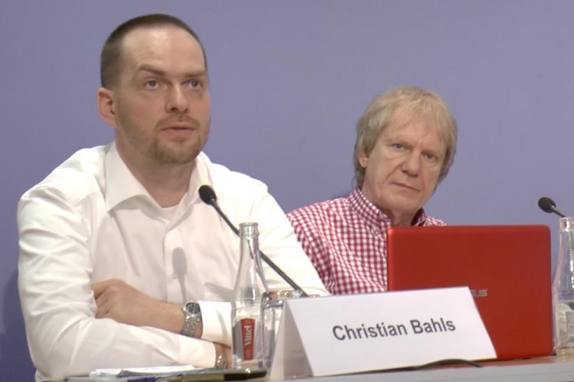 Dr. Christian Bahls, Dr. Ulrich Fegeler