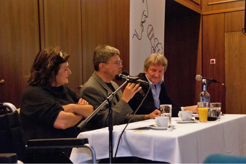 Johanna Haberer, Helmut Fink, Heinz-Werner Kubitza
