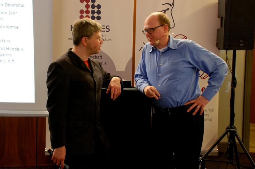 Helmut Fink & Lars Jaeger