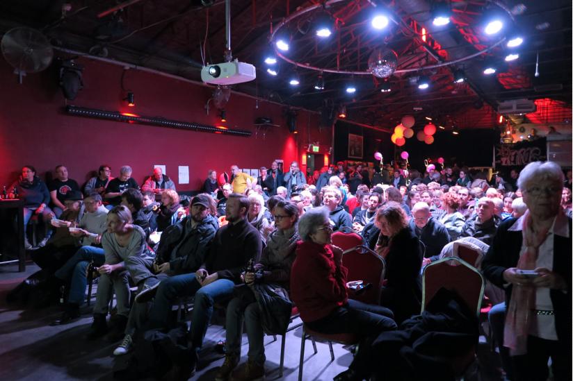 Brian 2016 Publikum