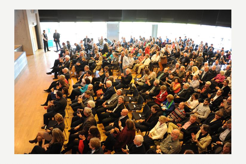 Festveranstaltung zum Deschner-Preis 2016