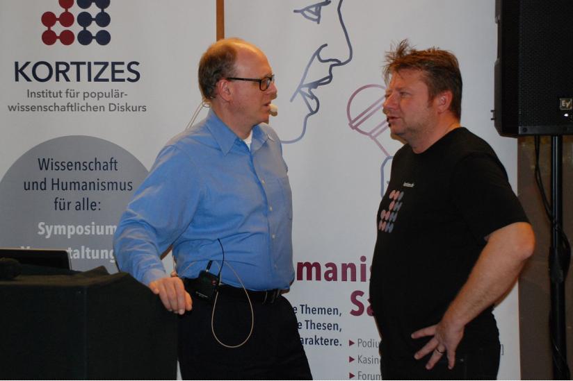 Lars Jaeger & Rainer Rosenzweig