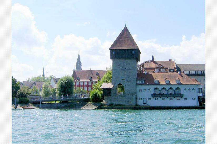 Konstanz, Rheintorturm
