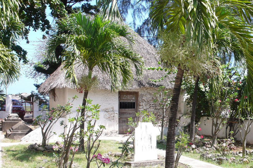 Vasco da Gama Church in Malindi