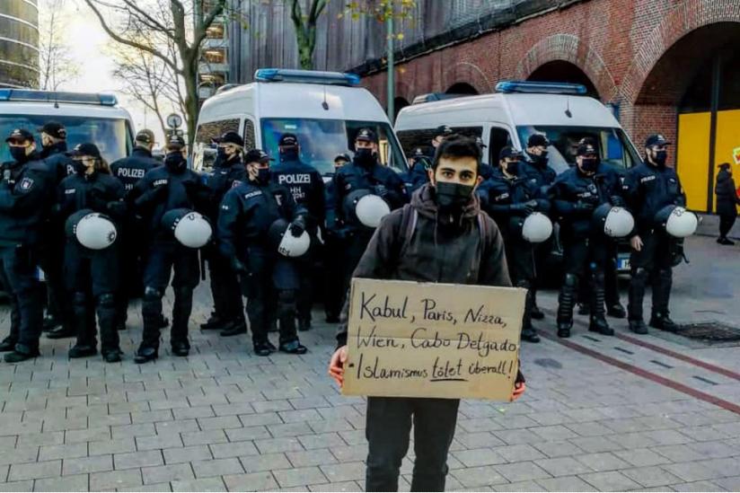 Amed Sherwan in Hamburg
