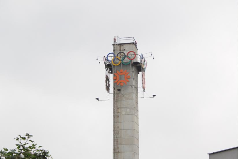 Erinnerungen an die Olympiade1984