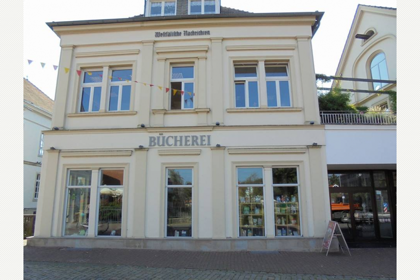 Stadtbücherei Lüdinghausen