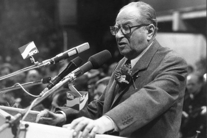 Bruno Kreisky (1983)