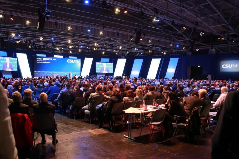 CSU-Parteitag 2016