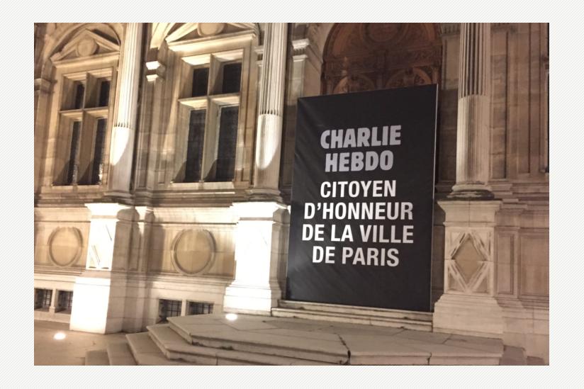 Rathaus Paris