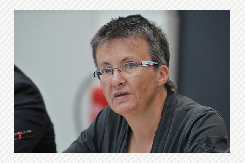 Kathrin Vogler, Die LINKE