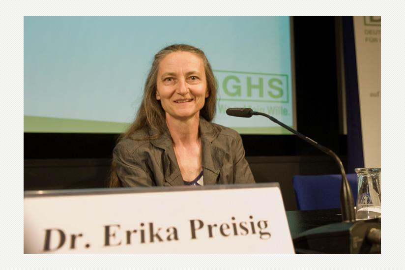 Dr. Erika Preisig, Basel