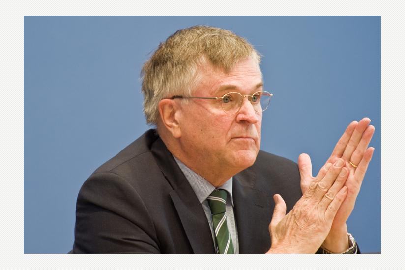 Peter Hintze, Bundestagsvizepräsident, MdB (CDU)