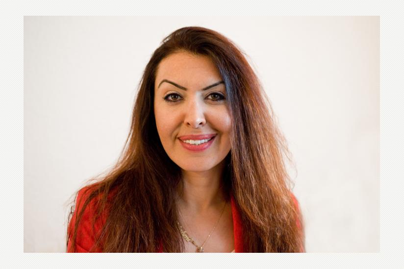 Zehra Pala, Präsidentin der Ateizm Derneği