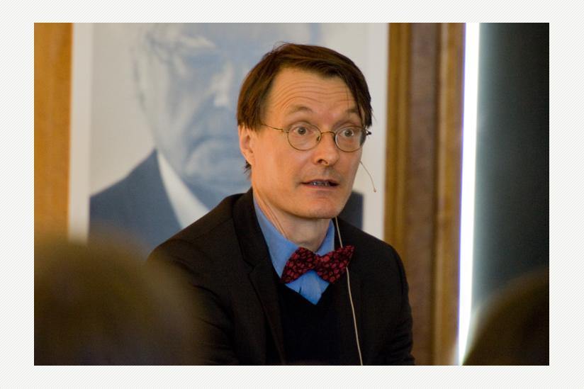 Prof. Dr. Karl Lauterbach: Für Ärzte ist Rechtssicherheit zu schaffen