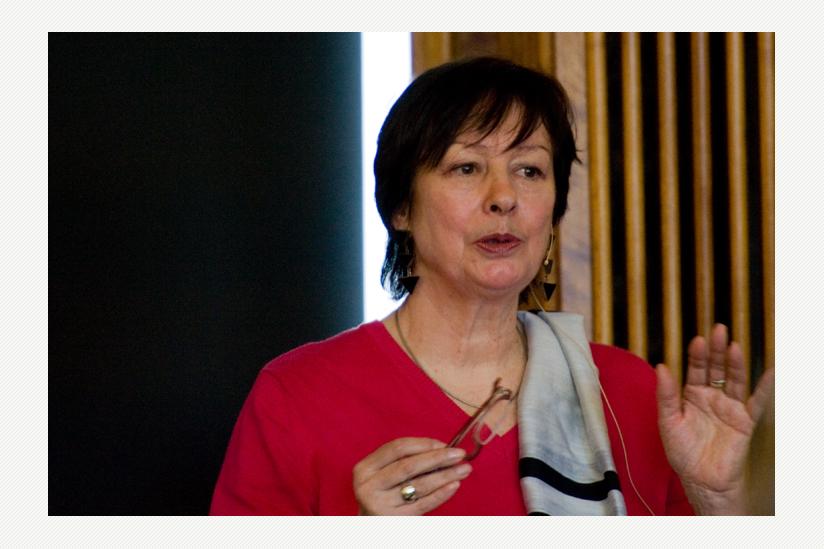 Gita Neumann: Perspektiven und Standpunkte der HVD-Bundeszentrale Patientenverfügung