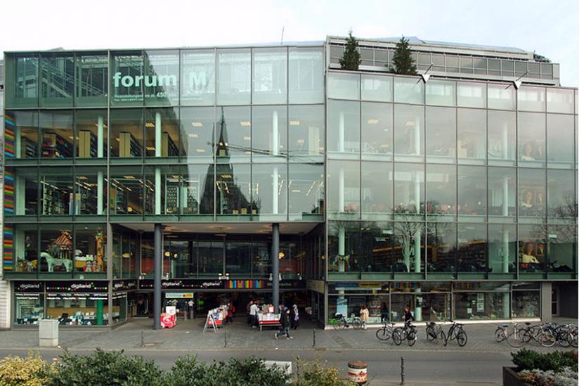 Mayersche Buchhandlung in Aachen