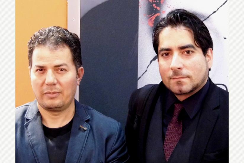 Hamed Abdel-Samad und Prof. Dr. Mouhanad Khorchide