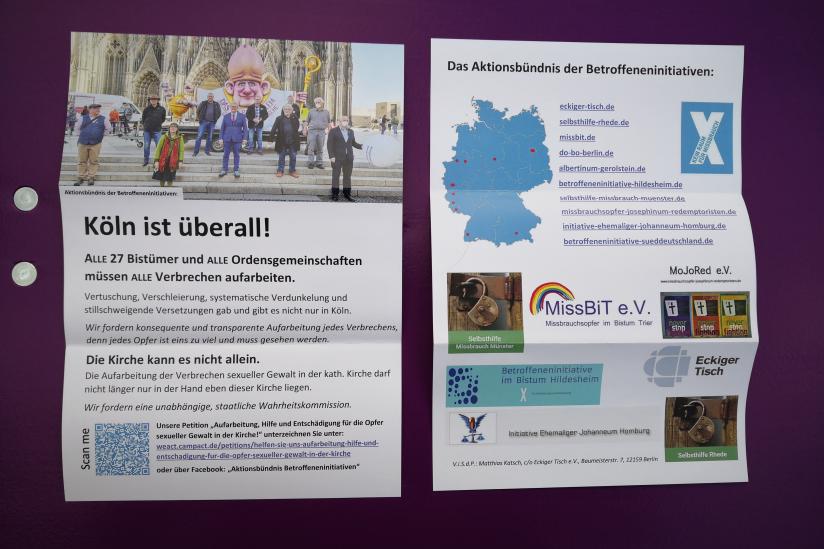 """Aktionsbündnis Betroffeneninitiativen"""