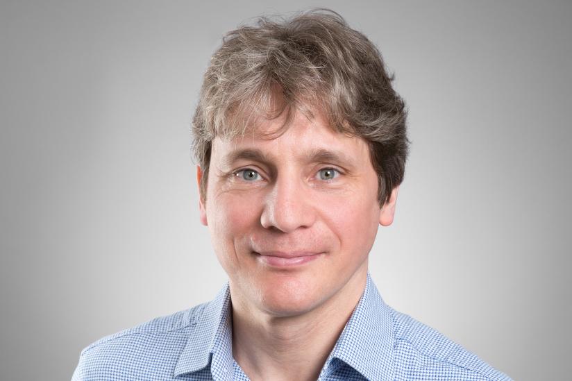 Andreas Kyriacou, Präsident der Freidenkenden in der Schweiz