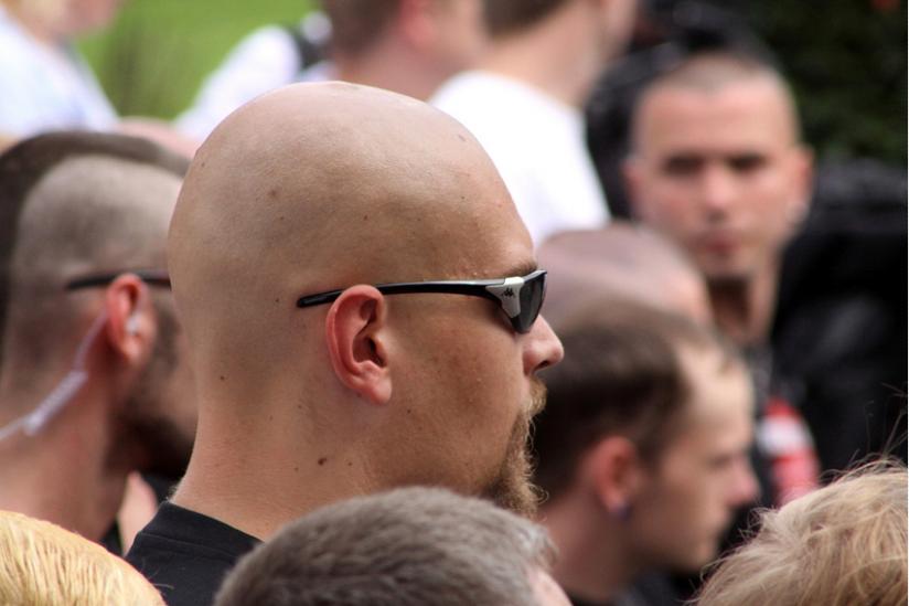 Naziaufmarsch am 06.08.2011 in Bad Nenndorf