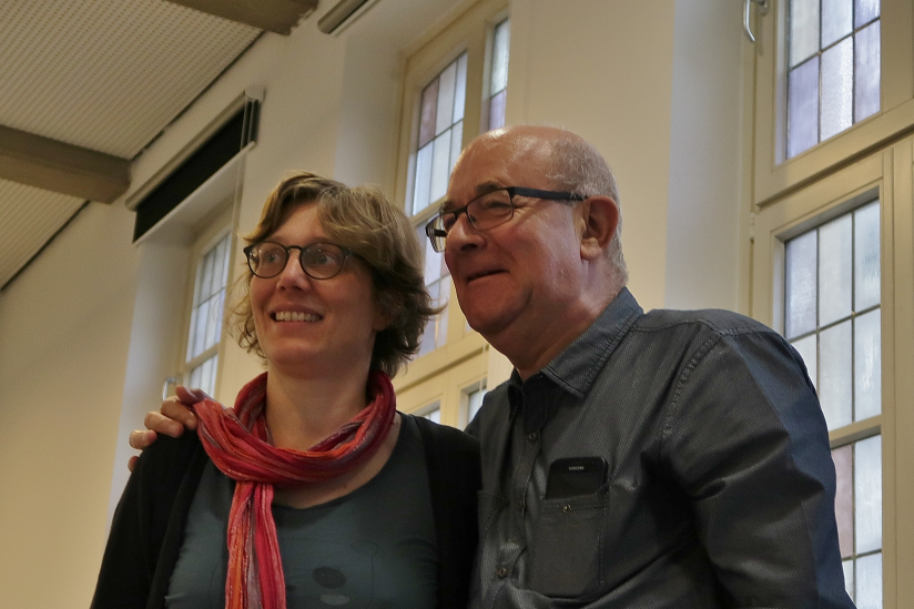 Henrike Lerch und Jürgen Köster