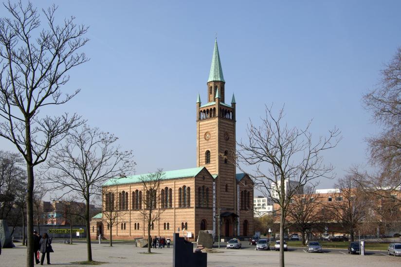 St.-Matthäus-Kirche Berlin, Kulturforum
