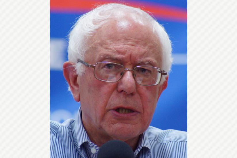 Bernie Sanders, August 2015