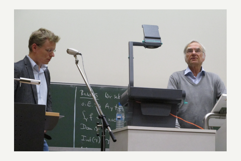 Prof. Dr. Benedikt Strobel & Prof. Dr. Dieter Birnbacher